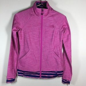 The North Face women Jacket pink sz. S/p
